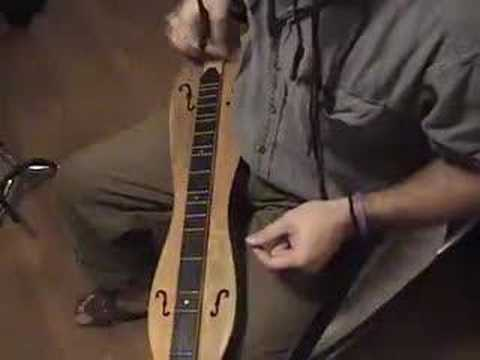 The Dulcimerica Video Podcast - Episode 1 - Mountain Dulcimer