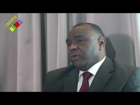 Jean Pierre Bemba à Bruxelles: « Je serai candidat à la présidentielle mais suis pour une candidatur