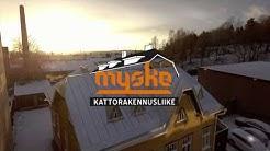 MYSKE Vol 1 - Vanhan Lahden Eläinlääkärin talon kattotyöt