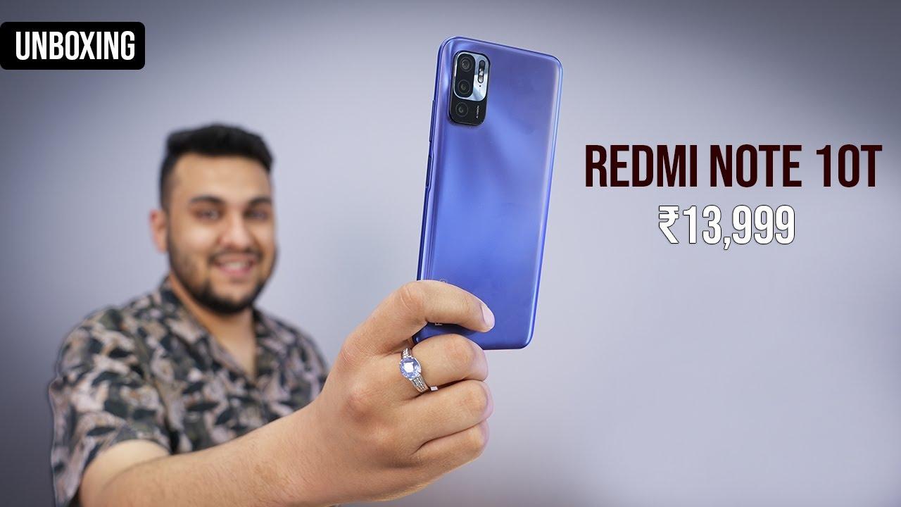 This Redmi Note 10T *5G* has *KAMAAL* ALEXA Feature!   TechBar