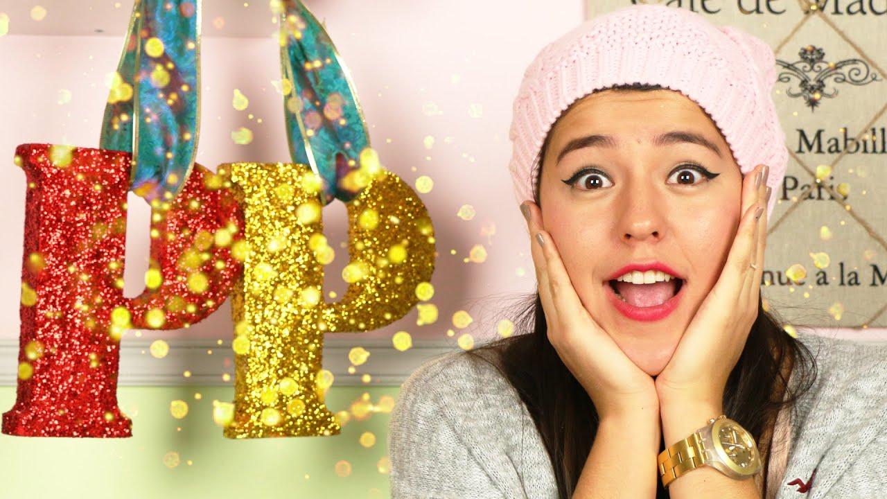 3 decoraciones navide as musas youtube - Decoraciones navidenas faciles ...