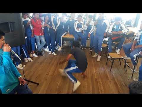 Lento violento colegio baile 😎👉🤘👈👣👣💨💣🕶