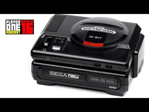 Sega CD Model 1 unboxing/frankenstein - Generation 16