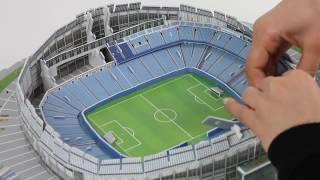 Puzzle 3D Stadion Etihad Stadium Manchester City TREFL Nanostad