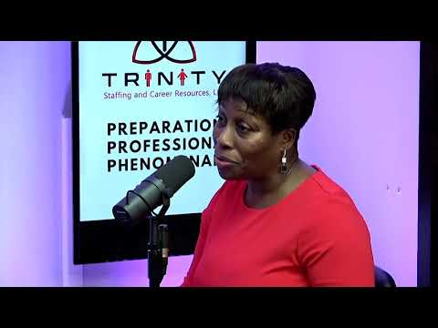 Trinity Staffing and Career Resources, LLC: Services and Job Transition with Donna Linden