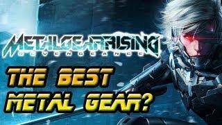 YoVideogames Metal Gear Rising : Revengeance Review (The Best Metal Gear?)