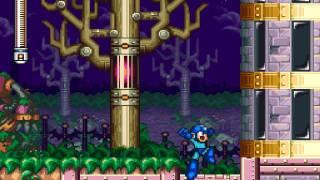 """[HD] TAS: SNES Mega Man 7 (JPN) """"100%"""" in 41:44.5 by sparky"""