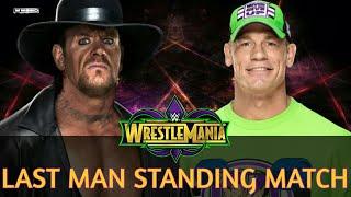 WWE WrestleMania 34 (2018) OFFICIAL Match Card