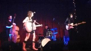 Lindi Ortega~Deliah & Murder Of Crows @The Sugar Club 4/2/12