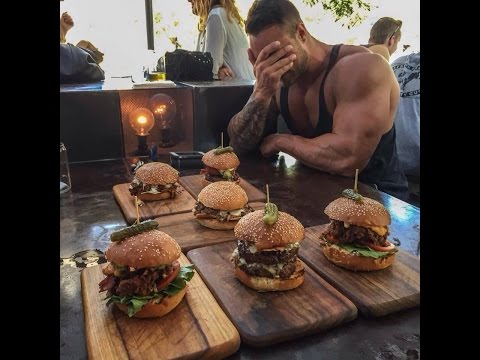 BODYBUILDING MOTIVATION - CHEAT DAY