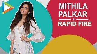 "Mithila Palkar: ""I will walk away from Raj(SRK) from DDLJ because…""   RAPID FIRE   Karwaan"