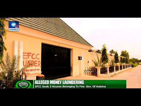 News Across Nigeria: EFCC Seals Ibrahim Shema's Houses