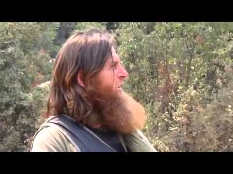 Sham Center   Interview Amir Muslim Shishani Russian
