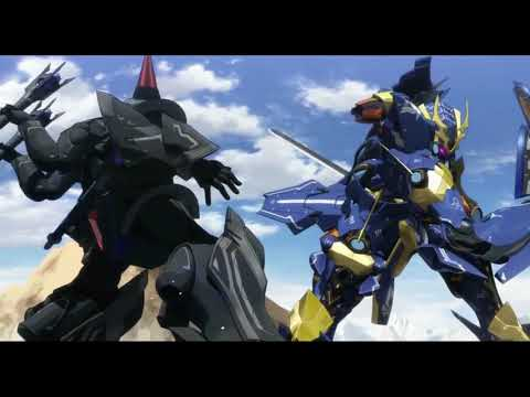 Knights and Magic Episode 9   Ikaruga's First Battle!