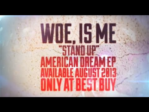 Szép álmokat - Woe, Is Me - American Dream (EP, 2013)