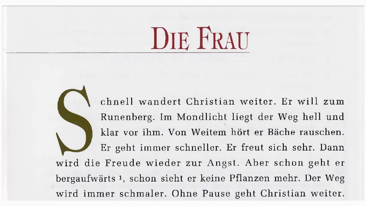 In ProgreГџ Auf Deutsch