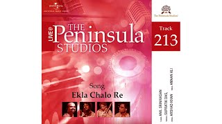 Ekla Chalo Re  Bangla  from Live @ The Peninsula Studios - 5