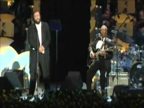 Pavarotti & B.B. King - The Thrill Is Gone