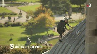 Simon Nogueira : sur les toits de Paris