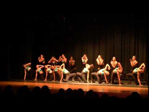 Somerset Arts Conservatory Dance 2012 VOGUE!