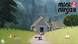Mini Ninjas - Xbox 360 / Ps3 Gameplay (2009)