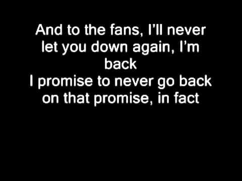Eminem im not afraid HQ + Lyrics.mp4x