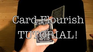 Bullet//Card Flourish Tutorial//Learn Cardistry