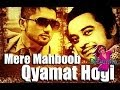 Mere Mehboob Qayamat Hogi Jig's Patel Mix | Djduniya video