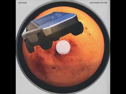 "Elon Musk's Song - ""Don't Doubt Ur Vibe."" | Elon Musk - The Martian"