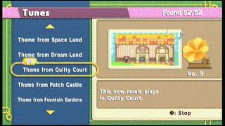 Kirby Epic Yarn - Theme from Quilty Court
