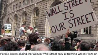 Occupy Wall Street (The Revolution Starts Now - Steve Earle)