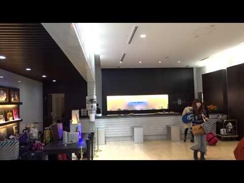 アキーラさんお薦め④大阪・淀屋橋・ホテルユニゾ・フロント編!Front-desk,Hotel-Unizo,Yodoyabashi,Osaka,Japan