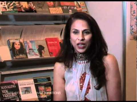 Interview with Shobhaa De