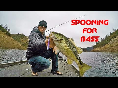 Bass Fishing: How To Catch Fish With A Spoon
