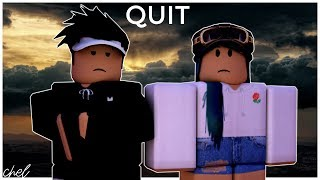 Cashmere Cat - Quit ft. Ariana Grande (Roblox music video) Without me part 2