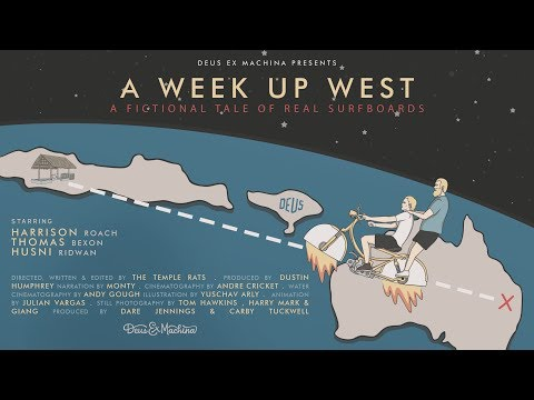 A Week Up West