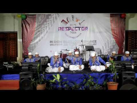 Turbatus Syifa Juara 1 Festival Hadroh HMPS Hukum Keluarga UIN Jakarta