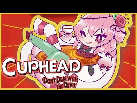 【CUPHEAD】MY POWER GROWS..!  【NIJISANJI EN   Rosemi Lovelock】