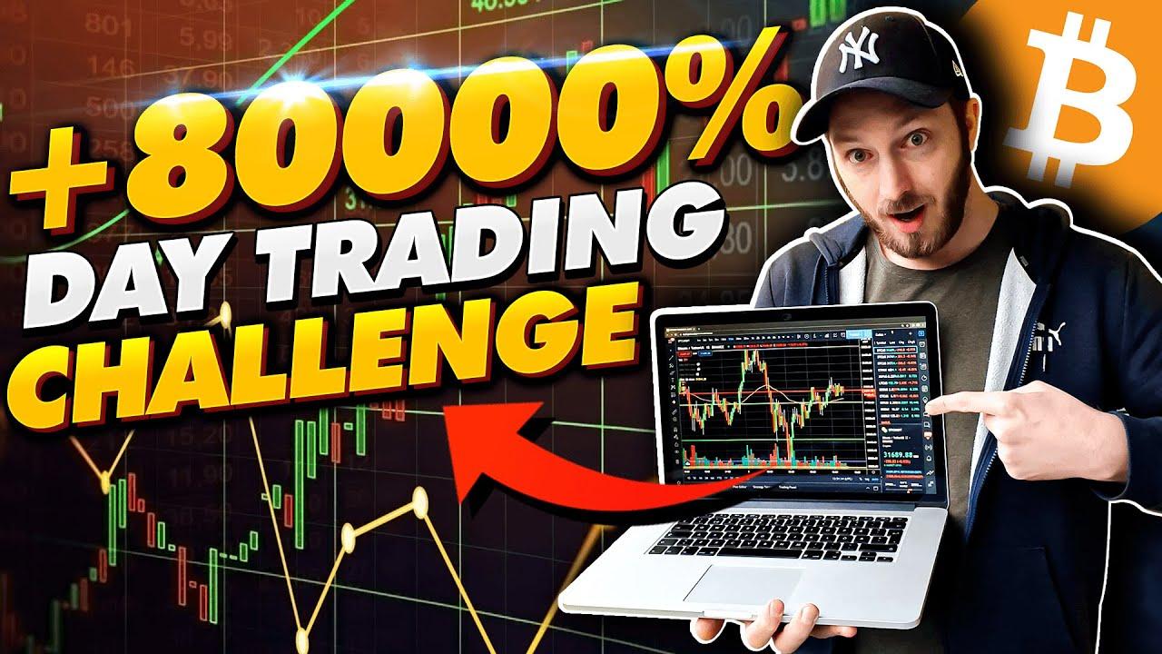 bitcoin trading challenge youtube)