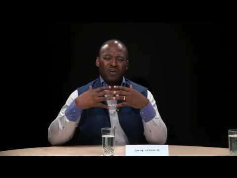 Dr. Joseph Akinyele @ Latvia Christian Radio
