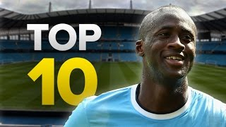 Top 10 Most Expensive Manchester City Signings