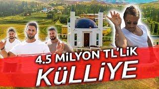 Nusretin yaptırdığı Külliyeye gittik! (4.5 Milyon TL) #nusret #saltbae