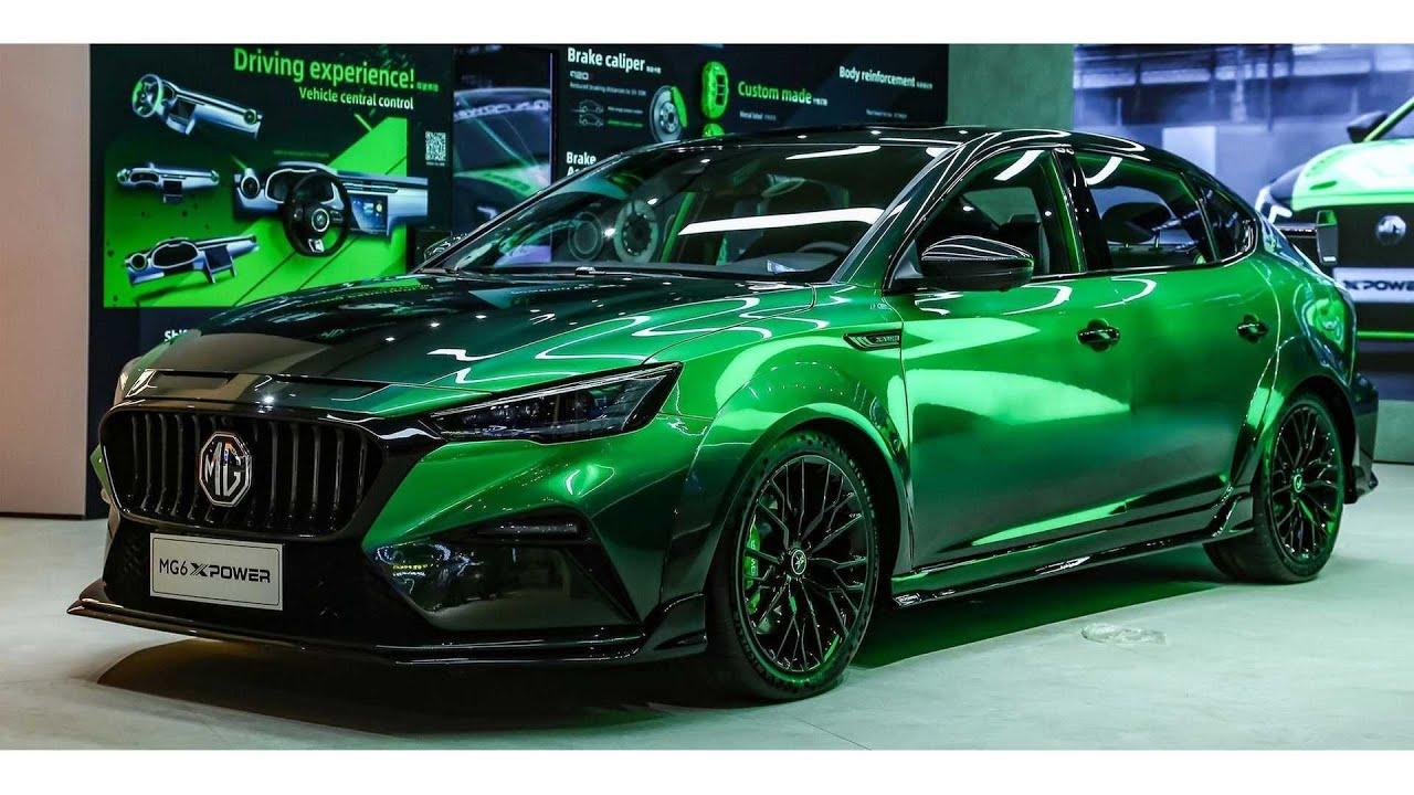 MG6 Xpower Trailer [ជួបគ្នាថ្ងៃស្អែក] - Advan Auto