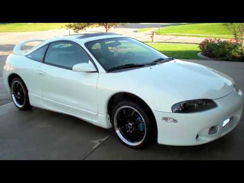 1999 mitsubishi eclipse youtube. Black Bedroom Furniture Sets. Home Design Ideas