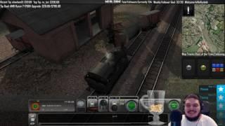 Train Simulator 2017: Kappa Epic Fail When Coupling to Wagons at 1MPH