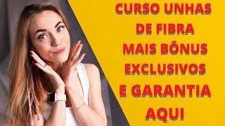 Curso De Unhas Online | Curso Unhas De Fibra Cintia Zamboni | Curso Com Certificado De Conclusão