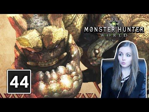 ROLLIN WITH THE URAGAAN | Monster Hunter World Gameplay Walkthrough Part 44