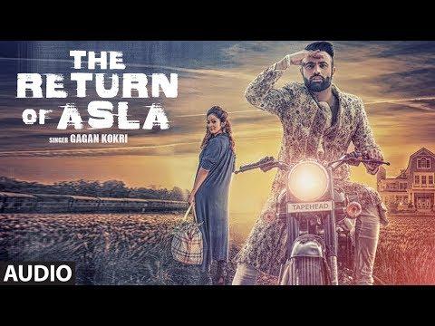 The Return Of Asla: Gagan Kokri (Audio Song) | New Punjabi Songs | T-Series Apnapunjab