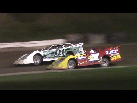ULMS Super Late Model Feature | Genesee Speedway | 7-6-17