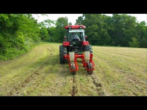 John Deere Flex 71 Setting Up For Sweet Corn YouTube